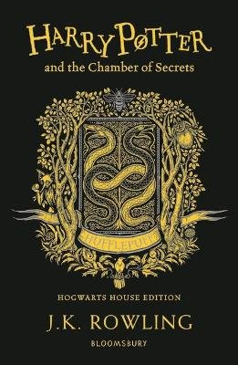 Harry Potter and the Chamber of Secrets (Paperback, Hufflepuff Edition): J. K. Rowling