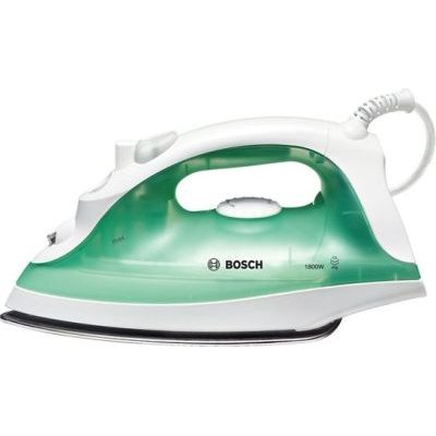 Bosch Steam Iron (White and Green) (1600 W):