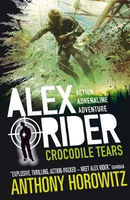 Crocodile Tears (Paperback): Anthony Horowitz
