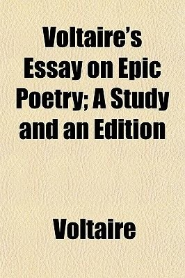 Personal Essay Thesis Statement Voltaires Essay On Epic Poetry A Study And An Edition Paperback  Voltaire Narrative Essay Topics For High School also How To Make A Thesis Statement For An Essay Voltaires Essay On Epic Poetry A Study And An Edition Paperback  Apa Format For Essay Paper