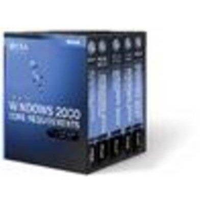 Microsoft Windows 2000 Core Requirements - MCSA Training Kit (Paperback): Microsoft Press