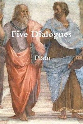 Five Dialogues (Paperback): Plato