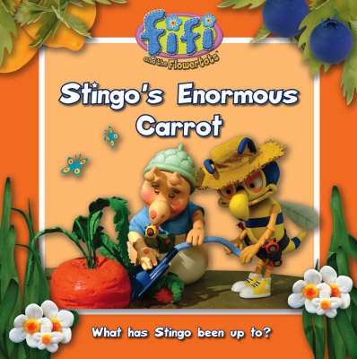 Stingo's Enormous Carrot - Read-to-Me Storybook (Paperback, TV tie-in ed):
