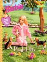 Barbie Playful Pets Pww (Book): Golden Books