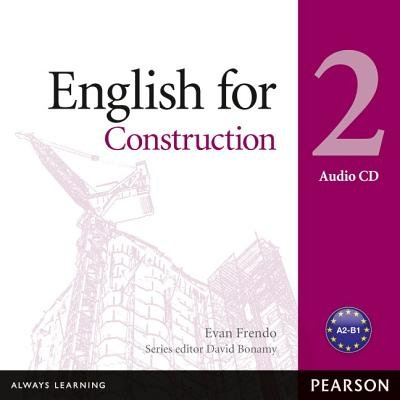 English for Construction Level 2 Audio CD (CD):