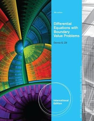 Differential Equations with Boundary-Value Problems, International Edition (Paperback, 8th edition): Dennis G. Zill, Warren...