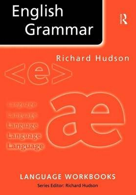 English Grammar (Electronic book text): Richard A Hudson