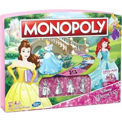 Monopoly - Disney Princess: