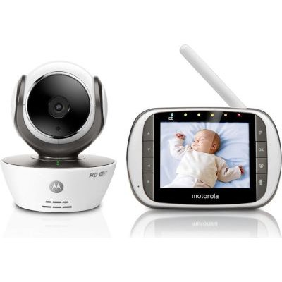Motorola Connect HD Wi-Fi HD Video Baby Monitor (MBP853):