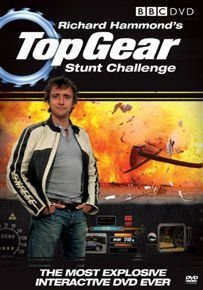 Top Gear - Stunt Challenge (DVD): Richard Hammond
