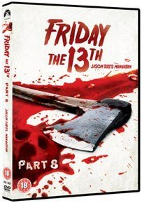 Friday the 13th: Part 8 (DVD): Jensen Daggett, Kane Hodder, Peter Mark Richman, Scott Reeves, Barbara Bingham, V.C. Dupree,...
