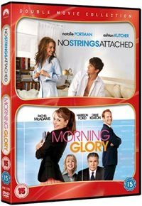 No Strings Attached/Morning Glory (DVD): Natalie Portman, Ashton Kutcher, Cary Elwes, Lake Bell, Kevin Kline, Olivia Thirlby,...