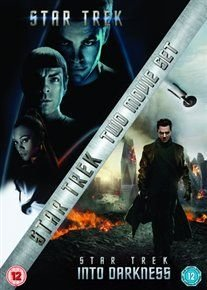 Star Trek/Star Trek - Into Darkness (DVD): Eric Bana, Karl Urban, Alice Eve, Chris Pine, Simon Pegg, John Cho, Ben Cross,...