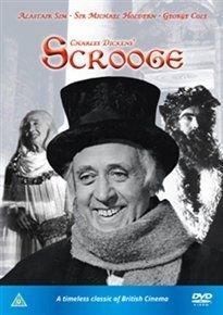 Scrooge (DVD): Alastair Sim, Mervyn Johns, Kathleen Harrison, Jack Warner, Hermione Baddeley, Rona Anderson, John Charlesworth,...