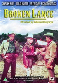 Broken Lance (DVD): Spencer Tracy, Richard Widmark, Robert Wagner, Jean Peters, Katy Jurado, Earl Holliman, Hugh O'Brian,...