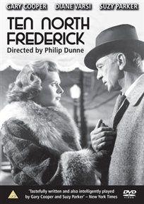 Ten North Frederick (DVD): Gary Cooper, Diane Varsi, Geraldine Fitzgerald, Suzy Parker, Tom Tully, Ray Stricklyn, Philip Ober,...