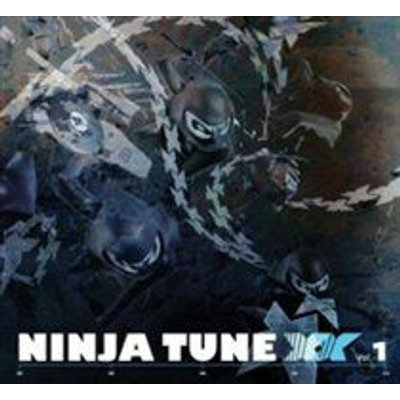 Ninja Tune XX (Part A) (CD, Imported): Various Artists