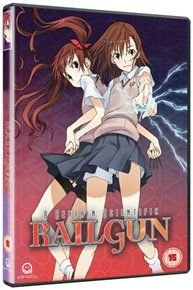 A Certain Scientific Railgun - Complete Season 1 (Japanese