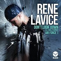 Rene LaVice - Don't Look Down/Air Force 1 (Vinyl record): Rene LaVice