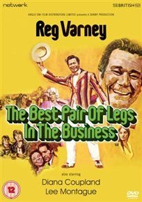 The Best Pair of Legs in the Business (DVD): Reg Varney, Diana Coupland, Michael Hadley, Lee Montague, Jean Harvey, David...