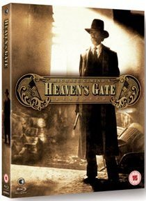 Heaven's Gate (Blu-ray disc): Kris Kristofferson, Isabelle Huppert, Christopher Walken, Jeff Bridges, John Hurt, Joseph...