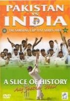 Pakistan vs India: The Samsung Cup Test Series 2004 (DVD, NTSC Version):