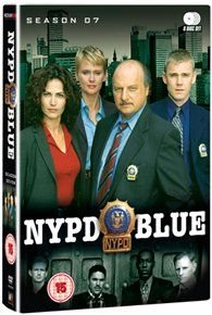 NYPD Blue: Season 7 (DVD): Dennis Franz, Gordon Clapp, Jimmy Smits, Sharon Lawrence, James McDaniel, Nicholas Turturro, Kim...