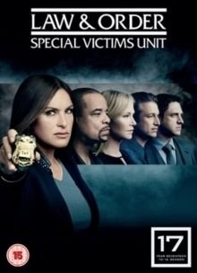Law and Order - Special Victims Unit: Season 17 (DVD): Christopher Meloni, Mariska Hargitay, Richard Belzer, Dann Florek, Ice...