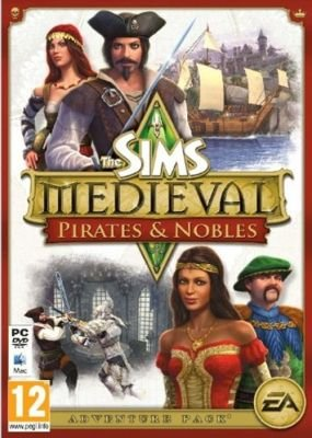 Sims Medieval Pirates and Nobles (PC, DVD-ROM):