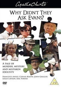 Agatha Christie's Why Didn't They Ask Evans? (DVD): Francesca Annis, John Gielgud, Bernard Miles, Eric Porter, Leigh...