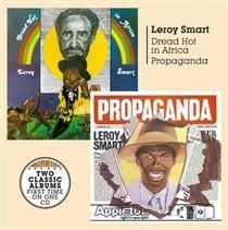 Leroy Smart - Dread Hot in Africa/Propaganda (CD): Leroy Smart