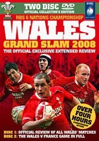 Wales: Grand Slam 2008 - Official Review (DVD, Collector's Edition): Wales (RFU)