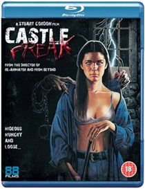 Castle Freak (Blu-ray disc): Jeffrey Combs, Barbara Crampton, Jonathan Fuller, Jessica Dollarhide
