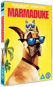 Marmaduke (DVD): Owen Wilson, Emma Stone, George Lopez, William H. Macy, Christopher Mintz-Plasse, Steve Coogan, Stacy...
