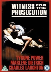 Witness for the Prosecution (English & Foreign language, DVD): Charles Laughton, Marlene Dietrich, Tyrone Power, Elsa...