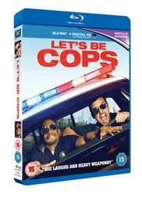 Let's Be Cops (Blu-ray disc): Rob Riggle, Libby Blanton, Jake Johnson, Andy Garcia, Damon Wayans Jr, Angela Kerecz,...