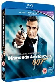 Diamonds Are Forever (Blu-ray disc): Bruce Cabot, Joseph Furst, Charles Gray, Jimmy Dean, Lois Maxwell, Sean Connery, Lana...
