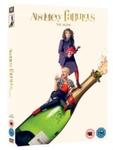 Absolutely Fabulous: The Movie (DVD): Jennifer Saunders, Joanna Lumley, Julia Sawalha, Dawn French, June Whitfield, Jane...