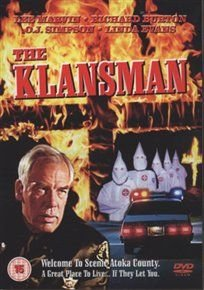 The Klansman (DVD): Richard Burton, Lee Marvin, Cameron Mitchell, Lola Falana, Luciana Paluzzi, Linda Evans, David Heddleston,...