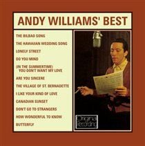 Andy Williams' Best (CD): Andy Williams