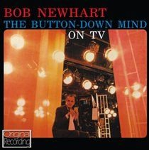 Bob Newhart - The Button-down Mind On TV (CD): Bob Newhart