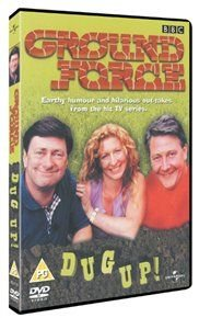 Ground Force: Dug Up! (DVD): Alan Titchmarsh, Charlie Dimmock, Tommy Walsh, Noel Edmonds
