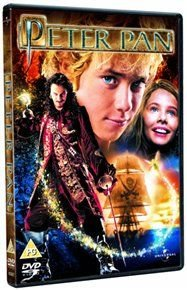 Peter Pan (DVD): Jeremy Sumpter, Jason Isaacs, Richard Briers, Olivia Williams, Lynn Redgrave, Ludivine Sagnier, Rachel...