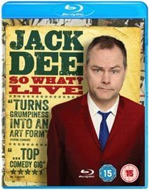 Jack Dee: So What? Live (Blu-ray disc): Jack Dee
