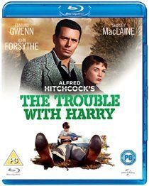 The Trouble With Harry (English & Foreign language, Blu-ray disc): Shirley MacLaine, John Forsythe, Edmund Gwenn, Mildred...