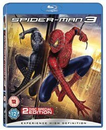 Spider-Man 3 (English & Foreign language, Blu-ray disc): Tobey Maguire, Kirsten Dunst, James Franco, Thomas Haden Church,...