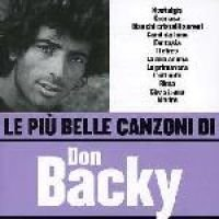 Don Backy - Le Piu' Belle Canzoni (CD, Imported): Don Backy