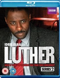 Luther: Series 2 (Blu-ray disc): Ruth Wilson, Aimee-Ffion Edwards, Idris Elba, Warren Brown, Paul McGann, Kierston Wareing,...
