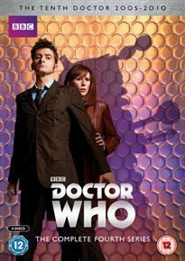 Doctor Who: The Complete Fourth Series (DVD): John Barrowman, Nigel Terry, David Tennant, Catherine Tate, Tim McInnerney,...