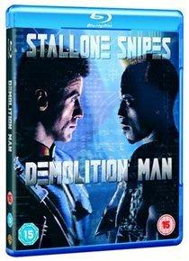 Demolition Man (Blu-ray disc): Sylvester Stallone, Wesley Snipes, Sandra Bullock, Nigel Hawthorne, Denis Leary, Benjamin Bratt,...